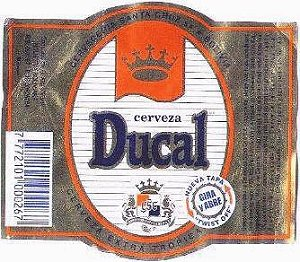ducal beer label