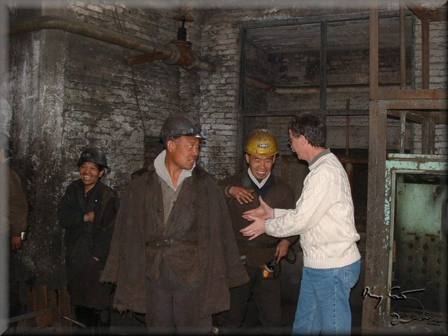 Yima Mine, Central China